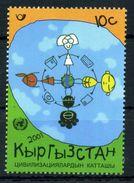 2001 KIRGHIZISTAN SET MNH ** - Kirghizstan