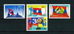 Laos  Nº Yvert  1603/6  En Nuevo - Laos