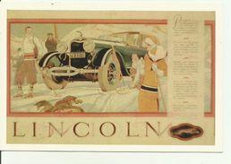 LINCOLN. - Cartes Postales