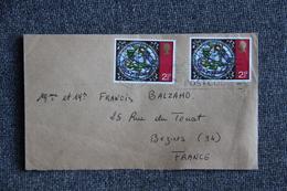 Lettre De GRANDE BRETAGNE à FRANCE - 1952-.... (Elizabeth II)