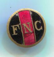 FNC - FEDERATION NATIONALE DES COOPERATIVES, Belgium, Enamel, Button Hole, Vintage Pin, Badge, Abzeichen - Associazioni