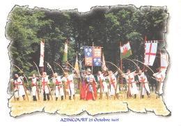 Azincourt - Archers Devant L'Ossuaire - Autres Communes