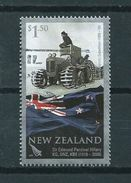 2008 New Zealand $1.50 Edmund Hillary Used/gebruikt/oblitere - Nieuw-Zeeland