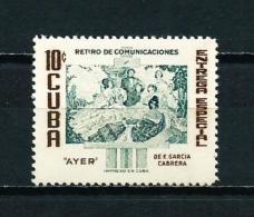 Cuba  Nº Yvert  Urgente-20  En Nuevo - Timbres Express