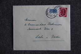 Lettre De KONSTANZ Vers Lahr I Badin - [7] Federal Republic