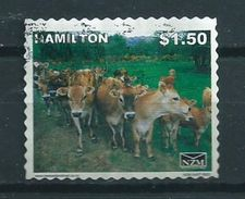 NZM Animals,dieren,tiere Used/gebruikt/oblitere - New Zealand