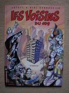 COYOTE & NINI BOMBARDIER - LES VOISINS DU 109 T1 - LE LOMBARD (EO 2006) SP - Livres, BD, Revues