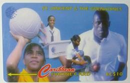 ST VINCENT & THE GRENADINES - GPT - 157CSVA - $20 - 125th Anniversary - STV-157A - Used - St. Vincent & The Grenadines