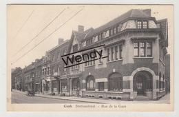Genk (cafe Monico - Rue De La Gare) - Genk