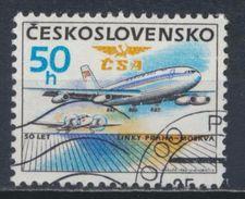 °°° CESKOSLOVENSKO CZECHOSLOVAKIA - Y&T N°2674 - 1986 °°° - Used Stamps