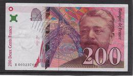 France 200 Francs Eiffel - 1995 - Fayette N° 75-1 - TTB - 1992-2000 Dernière Gamme