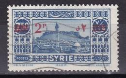 Syrie N°242 Obl - Oblitérés