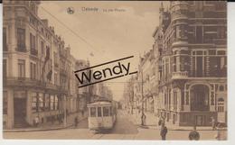 Oostende (mooie Tram In La Rue Royale) - Oostende