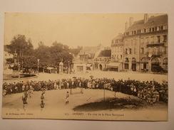 Carte Postale -  GUERET (23) - Un Côté De La Place Bonnyaud (1963) - Guéret