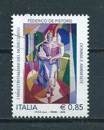 2009 Italy Art,kunst Used/gebruikt/oblitere - 1946-.. Republiek