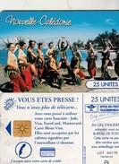 NC 56 DANSES - New Caledonia