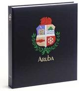 DAVO 1041 Luxe Binder Stamp Album Aruba I - Groß, Grund Schwarz