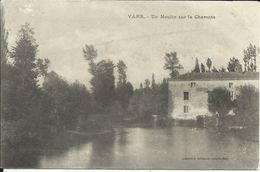 VARS , Un Moulin Sur La Charente - Otros Municipios