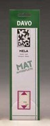 DAVO 11025 Mela Mounts M25 (215 X 29) 25 Pcs. - Ander Materiaal