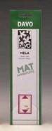 DAVO 11039 Mela Mounts M39 (215 X 43) 18 Pcs. - Ander Materiaal