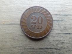 Armenie  20  Dram  2003 Km 93 - Arménie