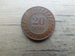 Armenie  20  Dram  2003 Km 93 - Armenia