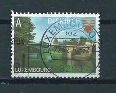 2008 Luxemburg Diekirch Used/gebruikt/oblitere - Luxemburg