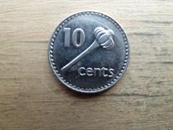 Fidji  10  Cents  1998  Km 52 - Fiji
