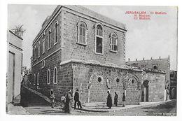 JERUSALEM  -  III° STATION -   - L 1 - Palestine