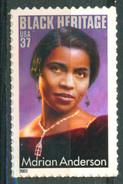 US 2005 Singer Marian Anderson 1v MNH - Etats-Unis