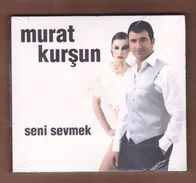 AC -  Murat Kurşun Seni Sevmek BRAND NEW TURKISH MUSIC CD - World Music