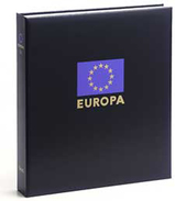 DAVO 13344 Luxe Binder Stamp Album Europe IX - Groß, Grund Schwarz