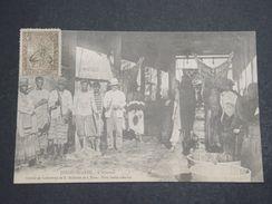MADAGASCAR - Carte Postale De L 'Abattoir De Diégo Suarez , Carte Voyagé Début 1900 - L 10279 - Madagascar