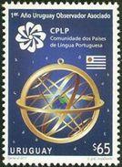 Uruguay 2017 ** Observador Comunidad Paises Lengua Portuguesa. See - Emissioni Congiunte