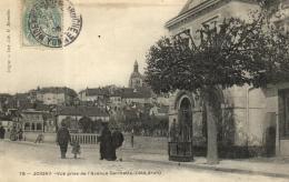 B 3067 - Joigny (89) - Joigny