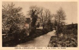 B 3087 - Corvol - L'Orgueilleux  (58) - Otros Municipios