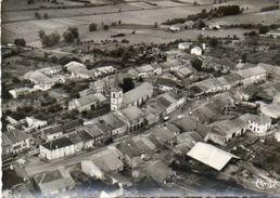 CPSM - VERGAVILLE (57) - Vue Aérienne Du Bourg En 1951 - Autres Communes