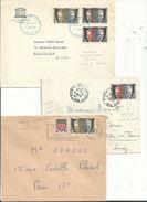 7L Avec Timbre De Service UNESCO..ou CONSEIL DE L'EUROPE........à Voir.... - Lettres & Documents