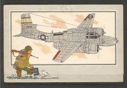 """Chromo Tintin Collection """"Voir Et Savoir"""" L'aviation De La Guerre 1939-1945 - Altre Collezioni"""