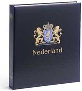DAVO 241 Luxe Binder Stamp Album Netherlands S - Groß, Grund Schwarz
