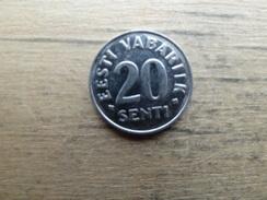 Estonie    20  Senti  1999  Km 23 - Estonie