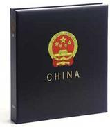 DAVO 2442 Luxe Binder Stamp Album China II - Groß, Grund Schwarz