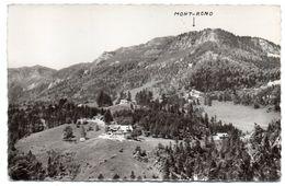"""GEX---Les Hotels De Pailly Sur Gex--Le Jura Et Le Mont Rond--cachet  """"Col De La Faucille"""" - Gex"""