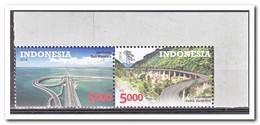 Indonesië 2014, Postfris MNH, Road, Bridge - Indonesië