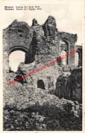 Ingang Der Kerk - 1916 - Mesen - Messines - Mesen