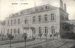 Queant (canton De Marquion) Le Château - France
