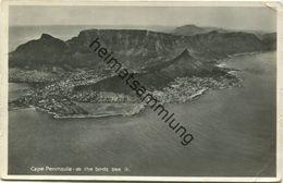 Cape Peninsula - Foto-AK - Gel. - Südafrika