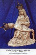 Santino BEATA VERGINE DELLA PIETÀ (detta DELL'ACQUA) Basilica Cattedrale Di Rimini - PERFETTO N88 - Religion & Esotérisme