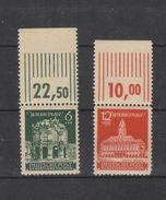 Deutschland Alliierte Besetzung Sowjetische Zone SBZ Sachsen ** 64-65 Wiederaufbau - Zona Soviética