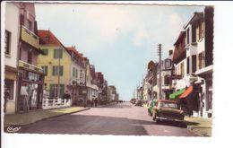 CP - MERLIMONT - Avenue De La Plage - Voitures Anciennes - Other Municipalities